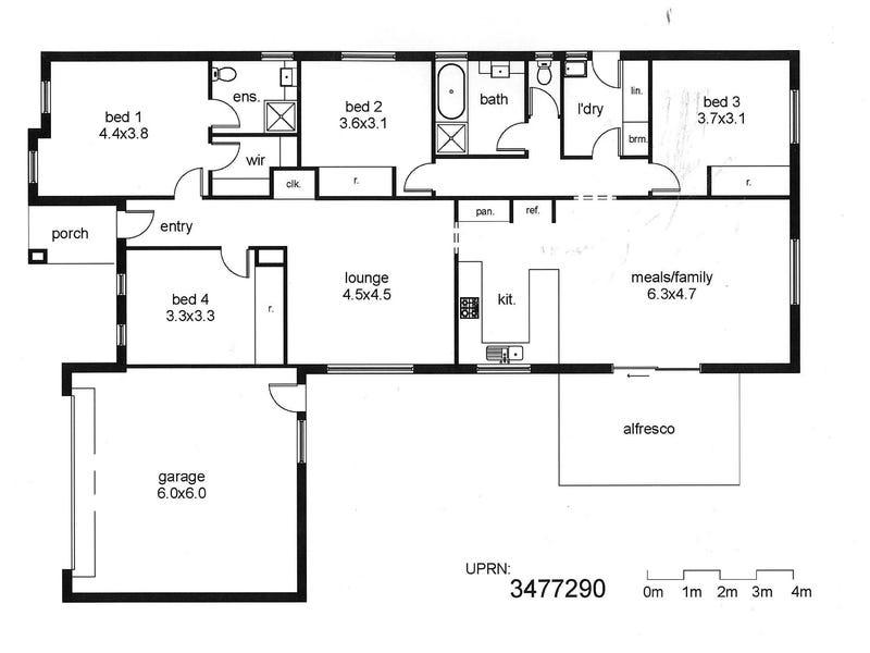 Wodonga, address available on request - floorplan