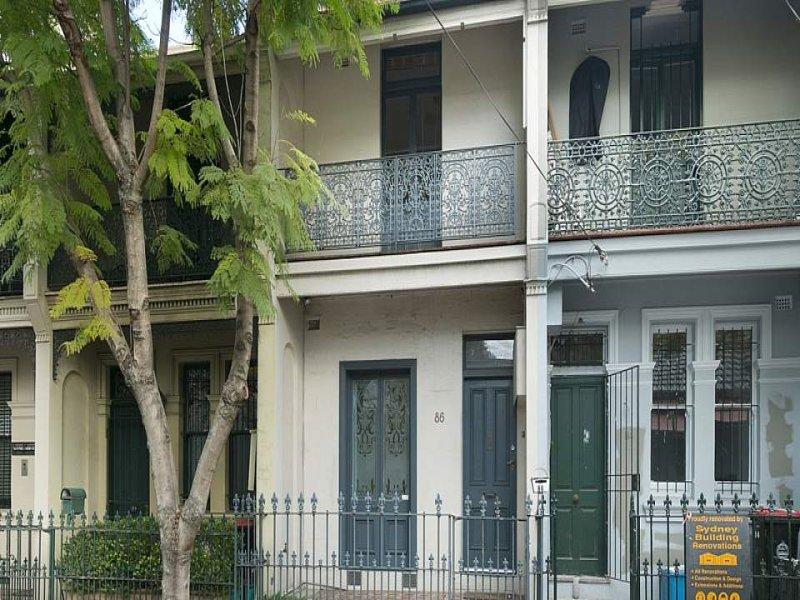 86 Underwood Street, Paddington, NSW 2021
