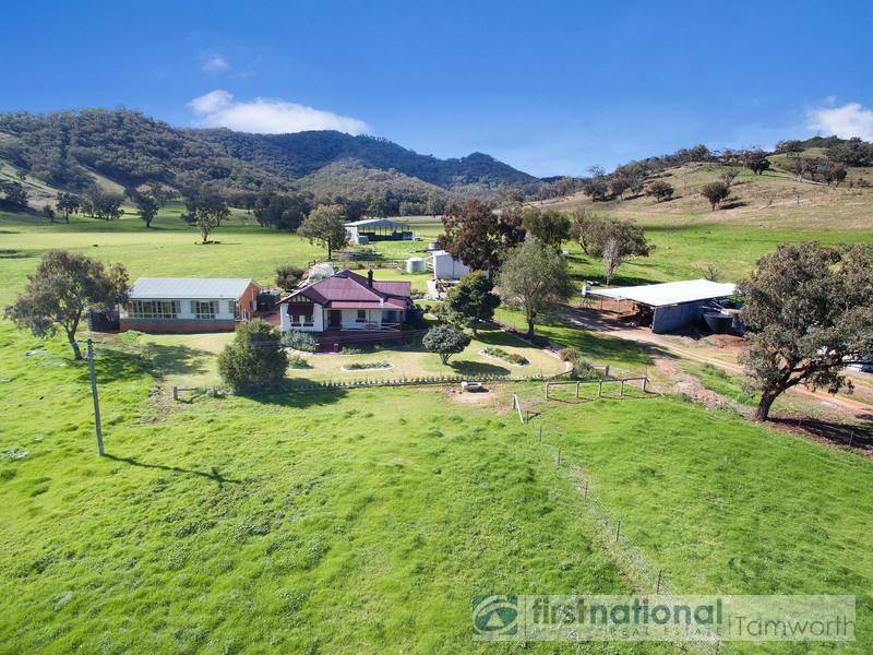 219 Ogunbil Road, Dungowan, NSW 2340