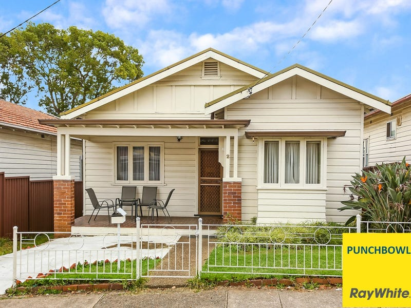 2 EDGE STREET, Wiley Park, NSW 2195