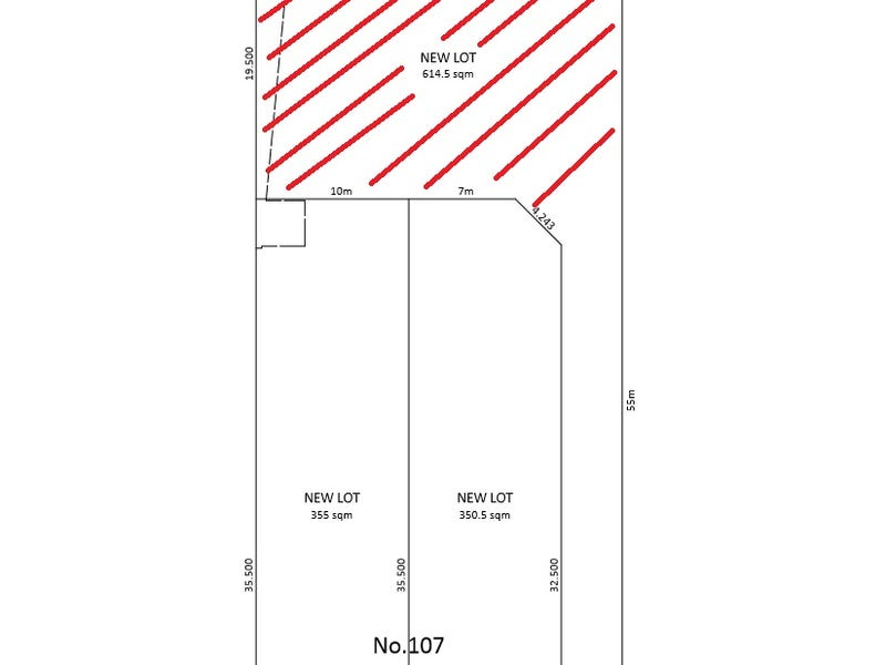 Lot 3/107 Wittenom Road, High Wycombe