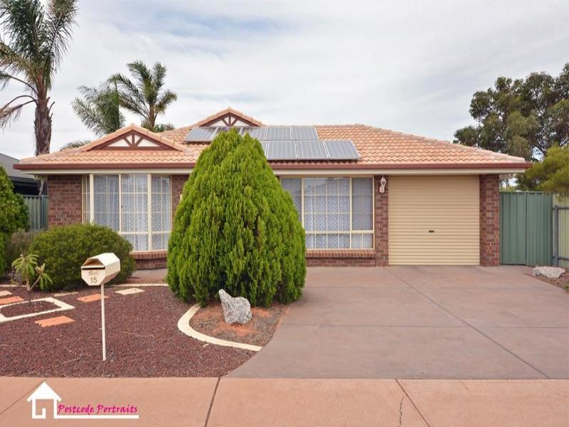 15 Homestead Court, Whyalla Jenkins, SA 5609