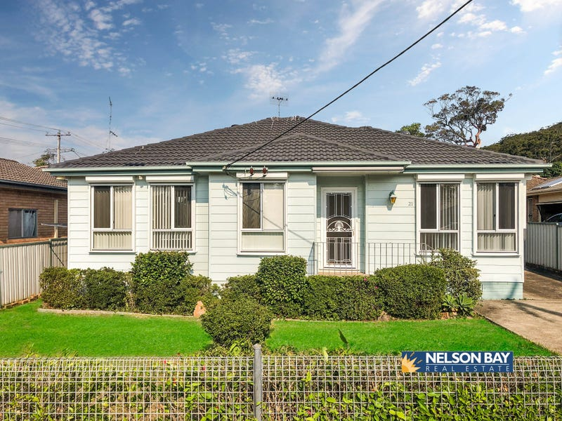 21 Wentworth Avenue, Nelson Bay, NSW 2315