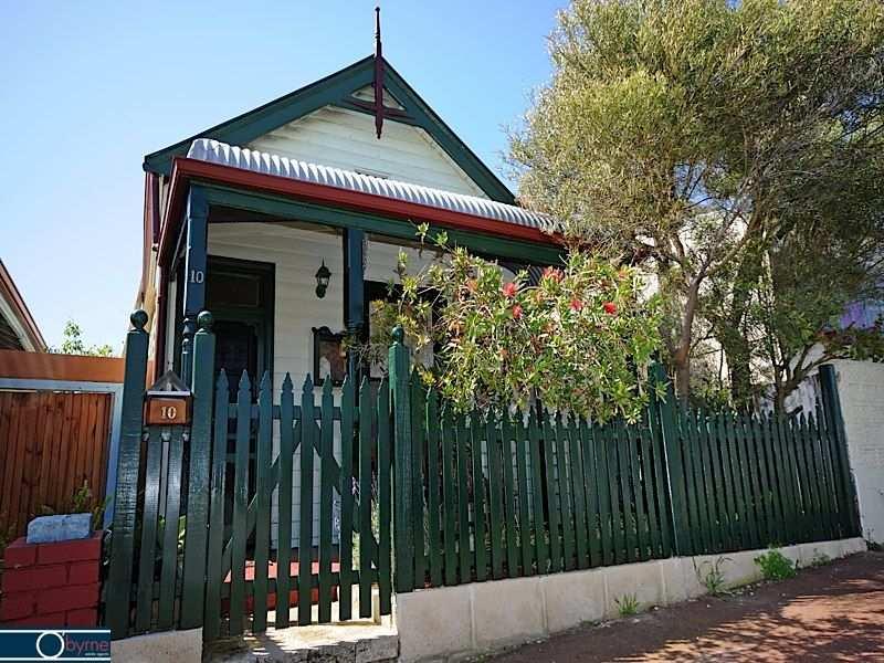 10 Marmion  Street, East Fremantle, WA 6158