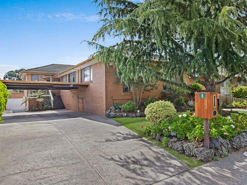 5 Norray Avenue, Mount Waverley, Vic 3149