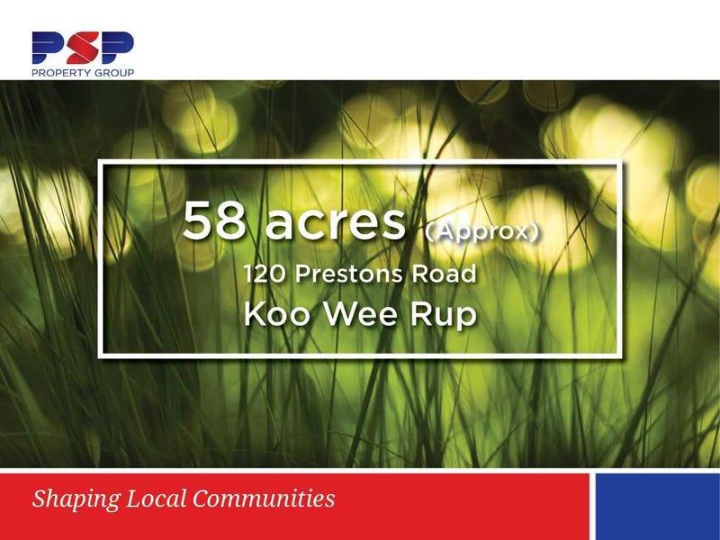 120 Prestons Road, Koo Wee Rup