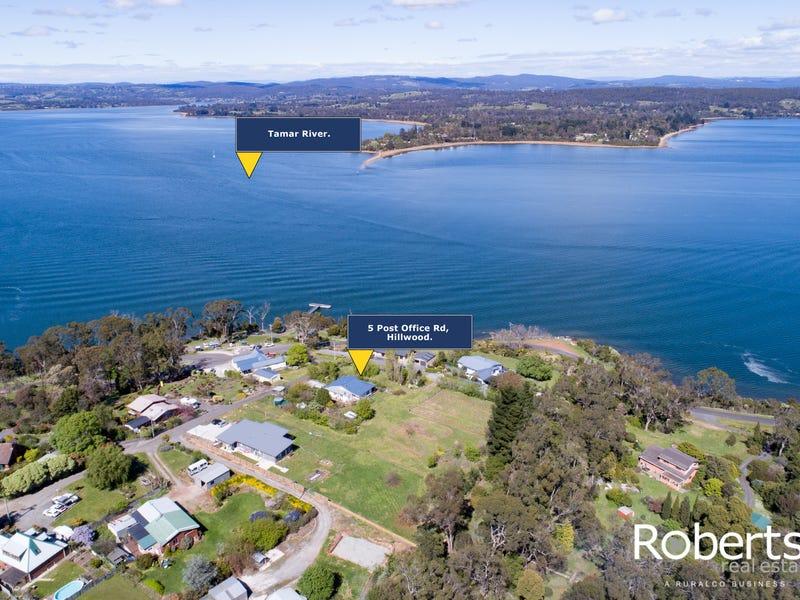 5 Post Office Road, Hillwood, Tas 7252