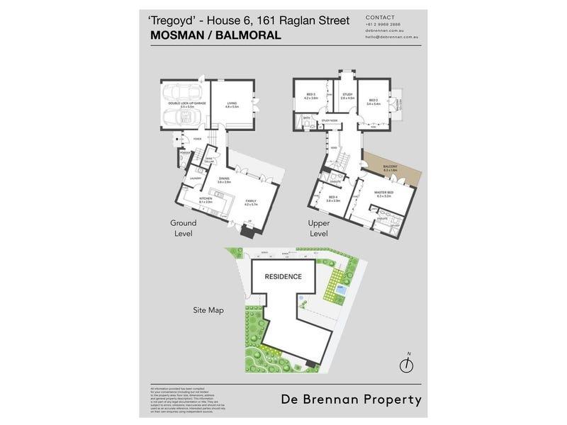 161 Raglan Street, Mosman, NSW 2088 - floorplan