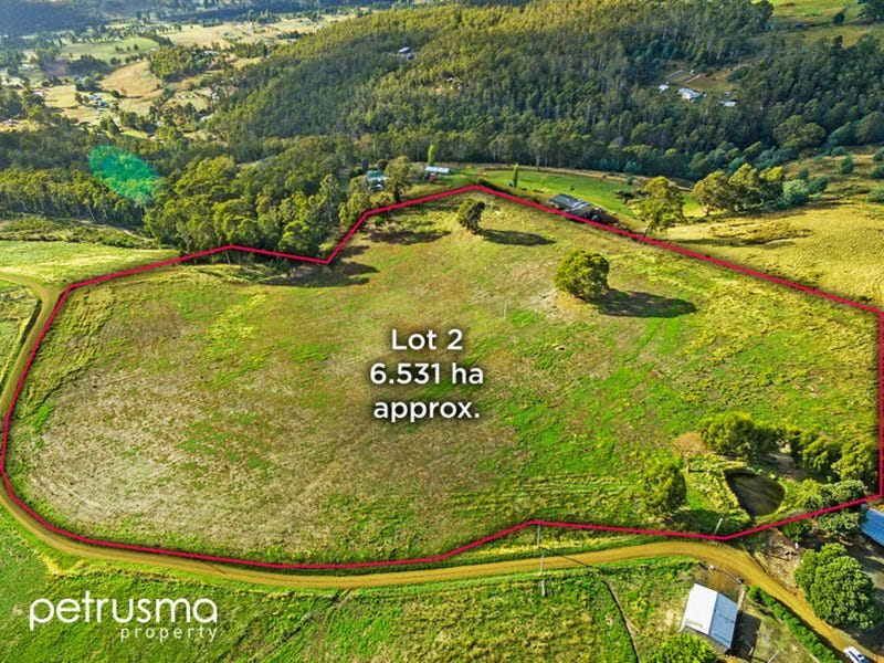 Lot 2, Moss Beds Road, Lachlan, Tas 7140