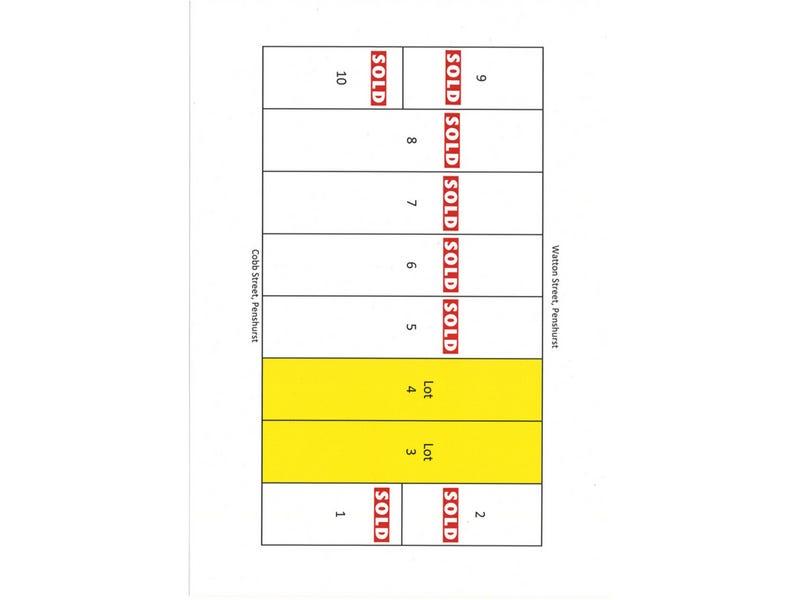 Lot 4, Cobb/Watton Street, Penshurst, Vic 3289