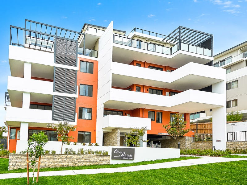 27/1-3 Belair Cl, Hornsby, NSW 2077