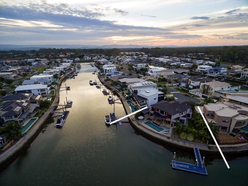 16 North Quay Drive, Harbour Quays, Biggera Waters, Qld 4216