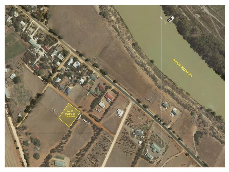 Lot 43 Martha Street, Caloote, SA 5254