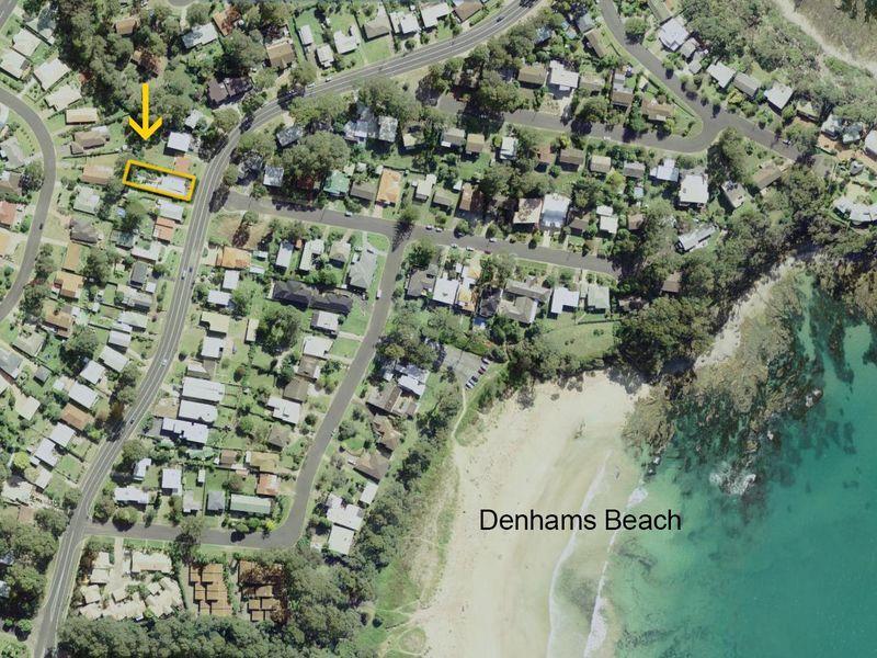 550 Beach Road, Denhams Beach