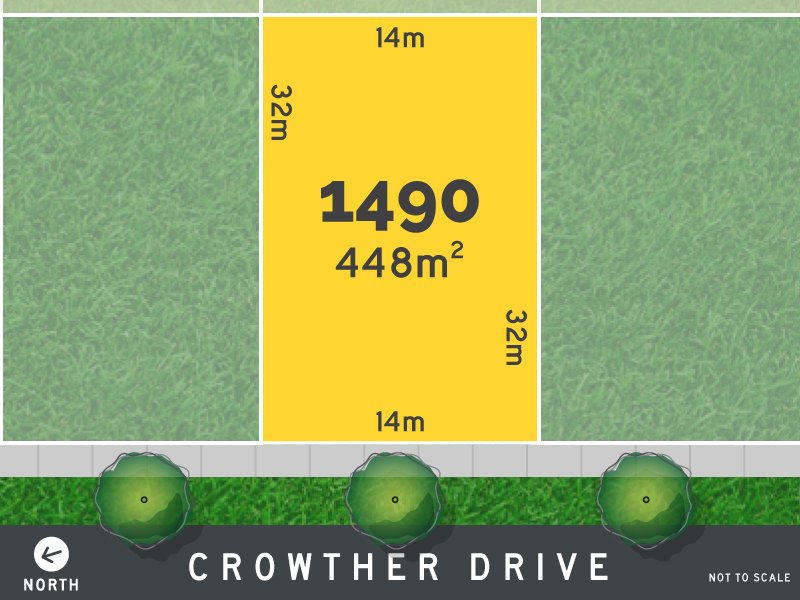Lot 1490, Crowther Drive, Lucas, Vic 3350
