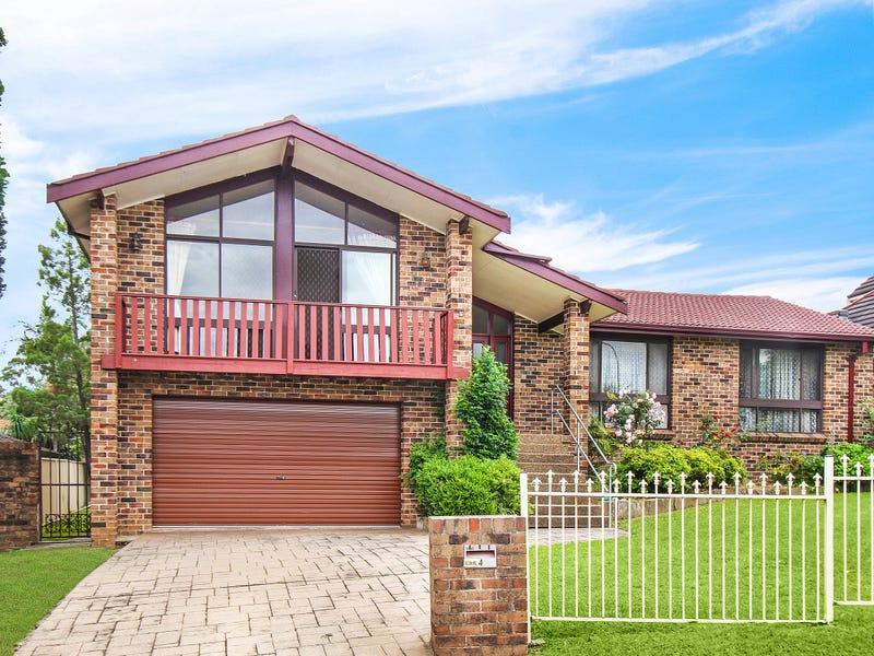 4 Belrose Place, Prospect, NSW 2148