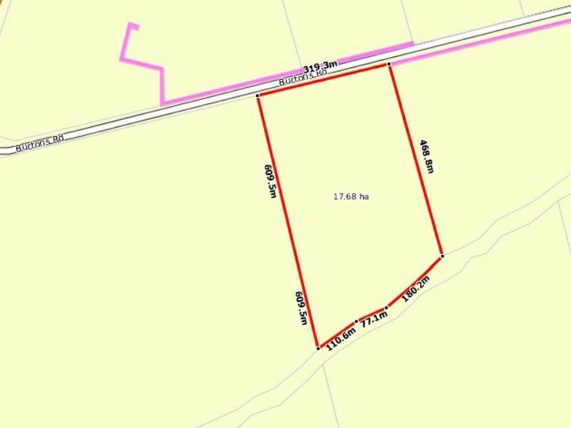 Lot 3 Burtons Rd, Orange Hill, Qld 4455