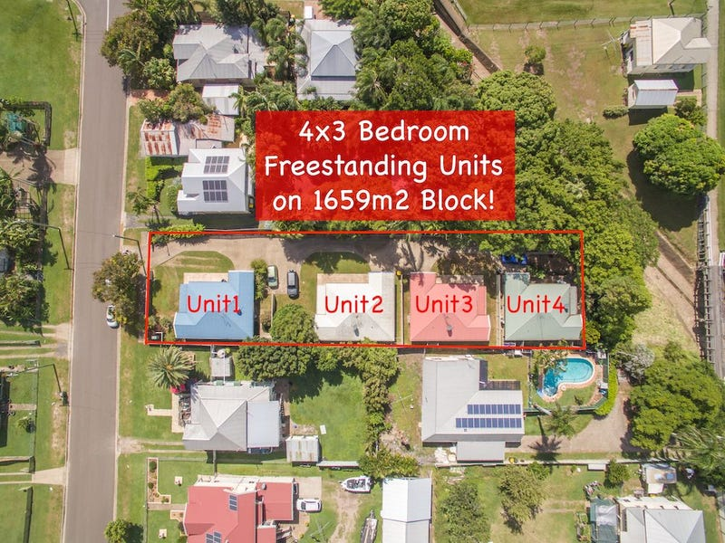 1-4/10 Buss Street, Bundaberg South, Qld 4670