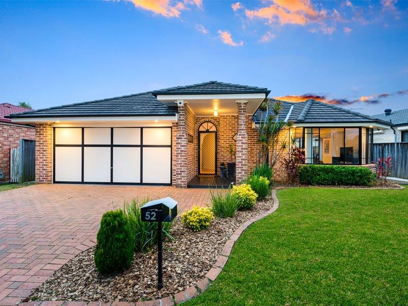 52 Ponytail Drive, Stanhope Gardens, NSW 2768