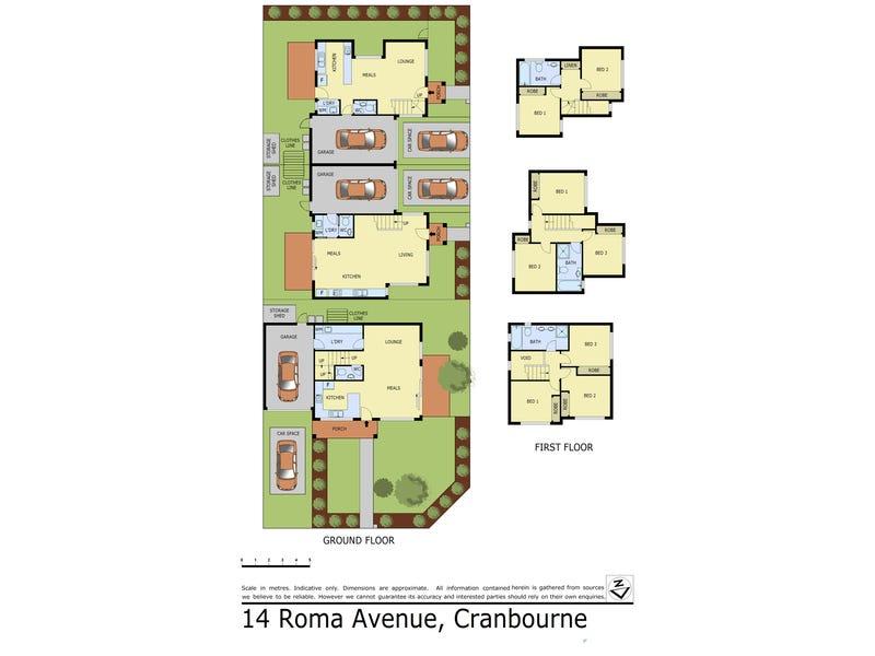 14  Roma Avenue, Cranbourne, Vic 3977