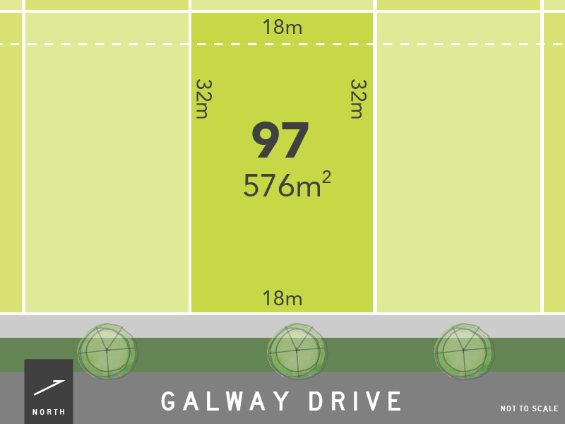 Lot 97, Galway Drive, Alfredton, Vic 3350