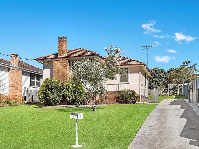 59 Trafalgar Street, Peakhurst, NSW 2210