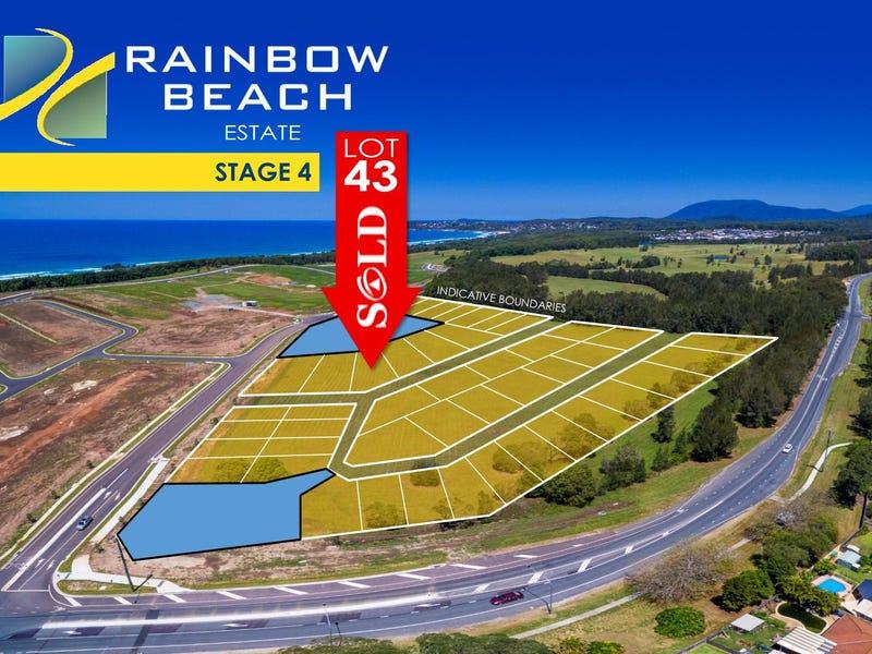 Lot 43 Rainbow Beach Estate, Lake Cathie, NSW 2445