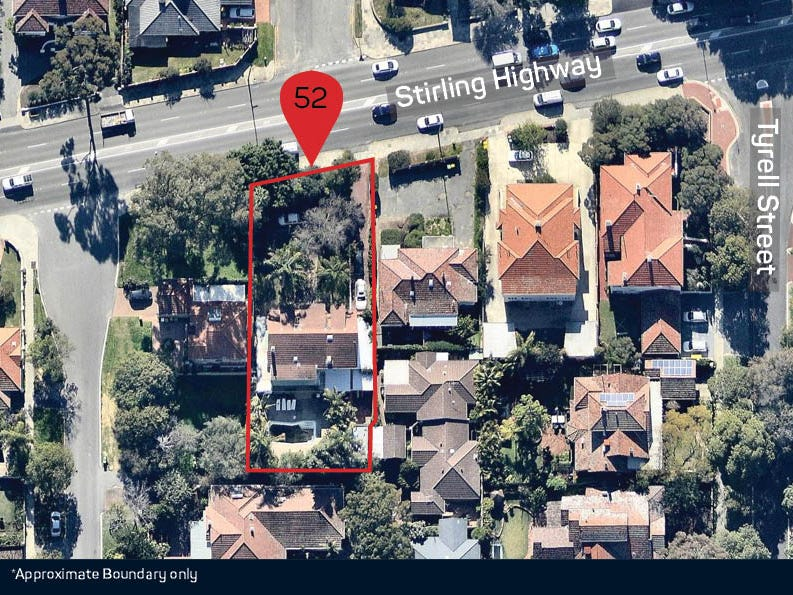 Lot 7, 52 Stirling Highway Nedlands, Nedlands, WA 6009