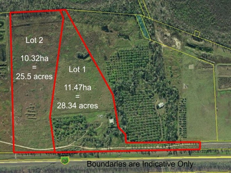 Lots 1&2, Bruce Highway, Cardwell, Qld 4849