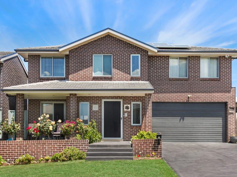 2 Daquino Place, Carnes Hill, NSW 2171