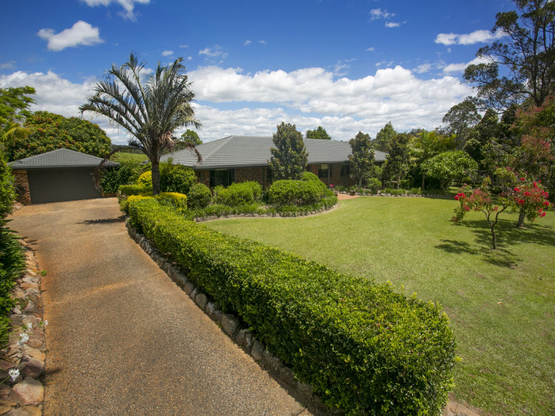 182  Upper Warrell Creek Road, Warrell Creek, NSW 2447