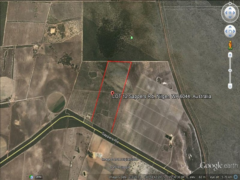 lot 12 Sappers Road, Lancelin, WA 6044