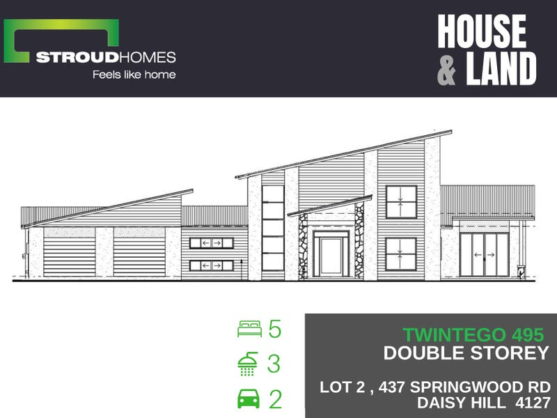 437 Springwood Road (Lot 2), Daisy Hill, Qld 4127