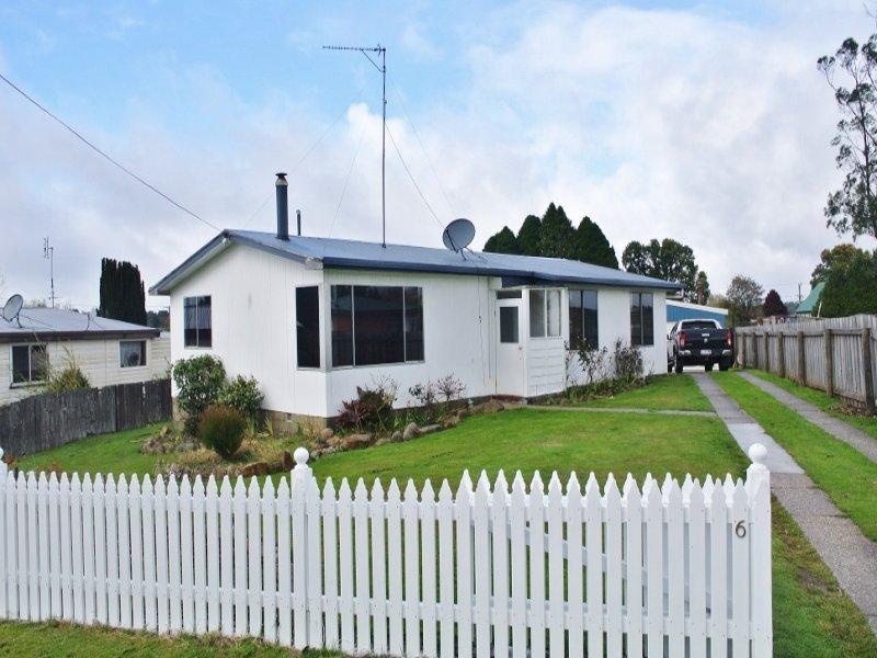 6 Little Quiggin Street, Waratah, Tas 7321
