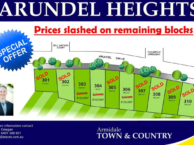 Lot 306 Arundel Heights, Armidale, NSW 2350