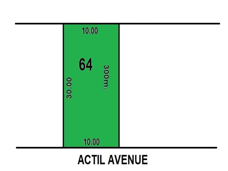 Lot 64, Actil Avenue, Woodville, SA 5011