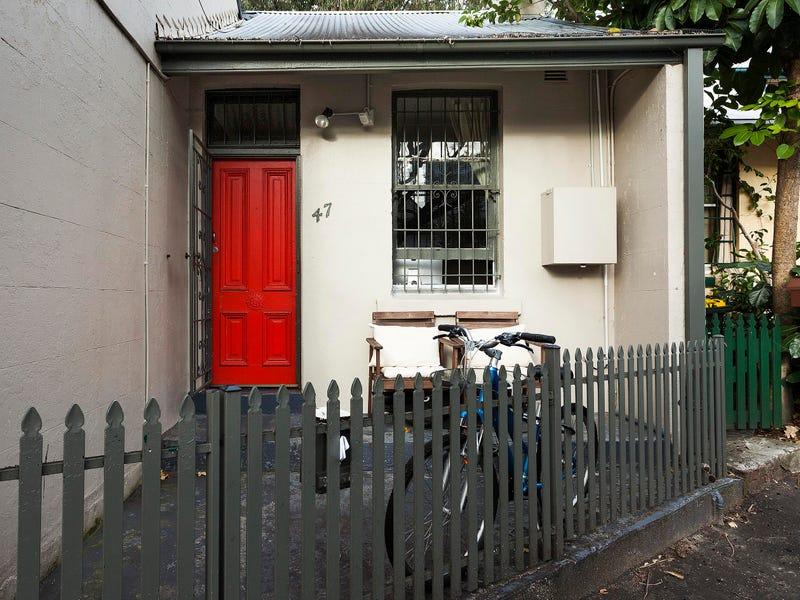 47 Thomas Street, Darlington, NSW 2008