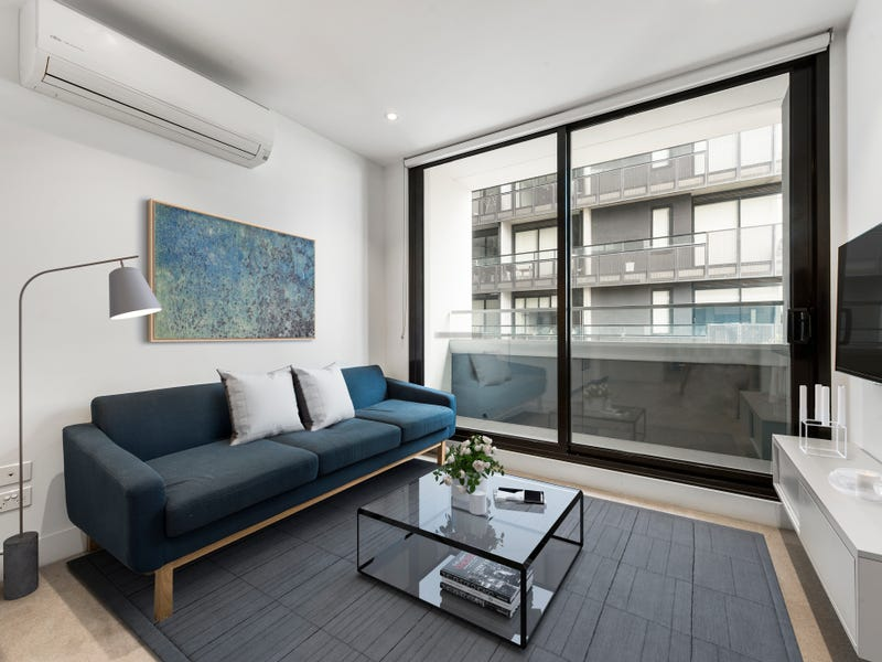 263 Franklin Street One Bedroom Apartments, Melbourne