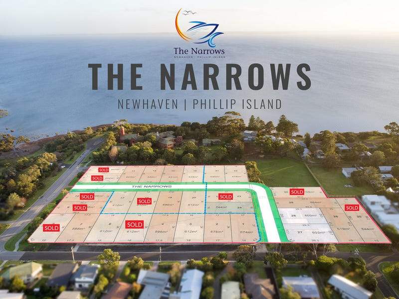 Lot 1-31, 55 - 71 Boys Home Road, Newhaven, Vic 3925
