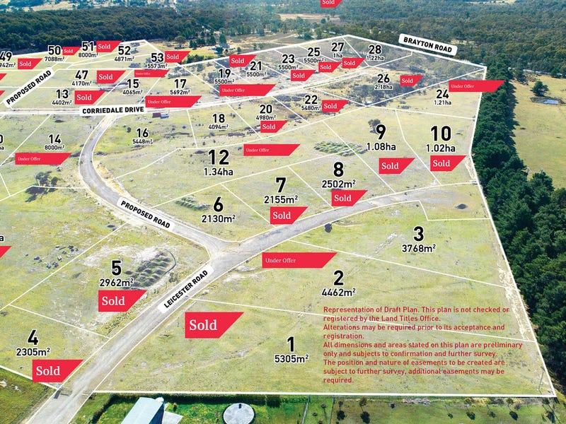 Lot 53 Betley Park Estate, Corridale Road, Marulan, NSW 2579