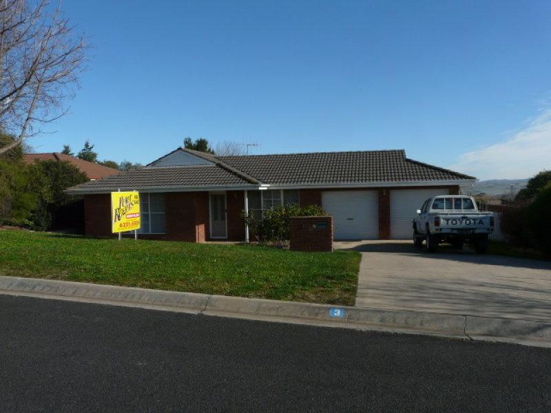 3 Stocks Place, Bathurst, NSW 2795