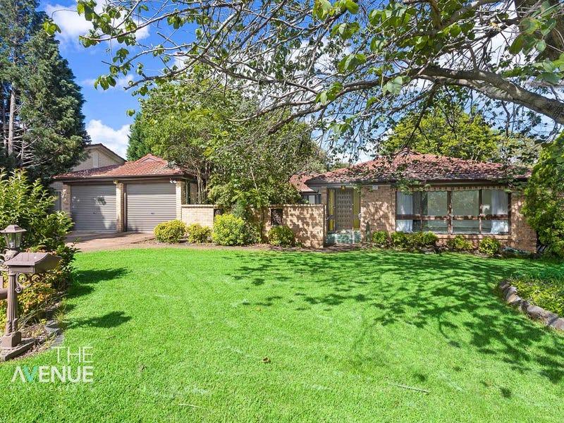 7 Hughes Avenue, Castle Hill, NSW 2154