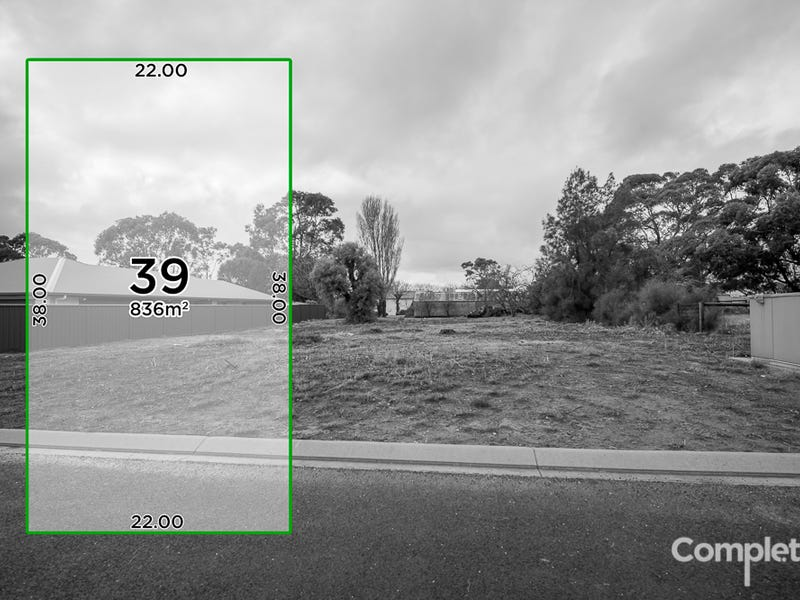 Lot 39, LAKES PARK DRIVE, Mount Gambier