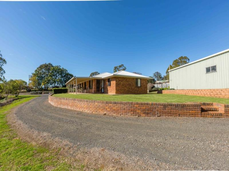 38 Nugent Pinch Road, Cotswold Hills, Qld 4350
