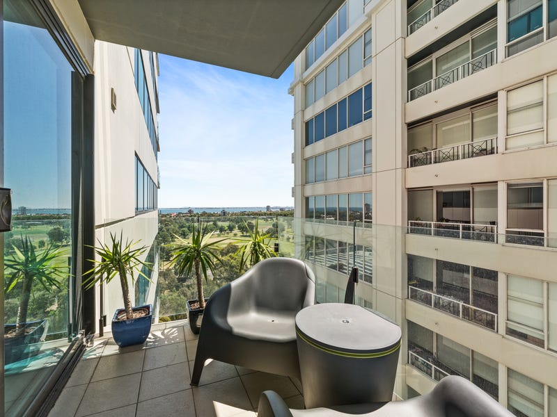 1110/83 Queens road, Melbourne, Vic 3004