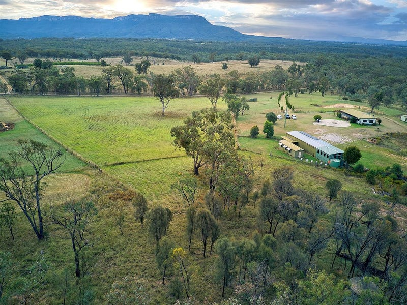 163 Crown Station Road, Capertee, Glen Davis, NSW 2846