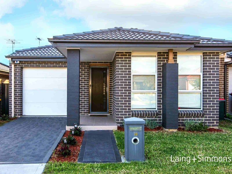 16 Colman Close, Ropes Crossing, NSW 2760