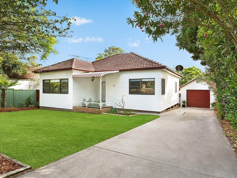33 Leonay Street, Sutherland, NSW 2232