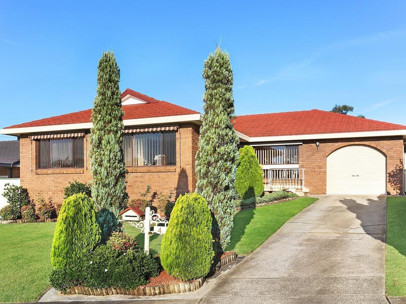 4 Bicane Close, Edensor Park, NSW 2176