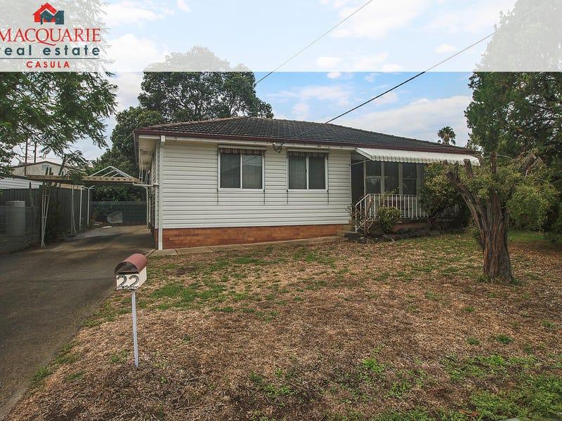 22 Sullivan Avenue, Lurnea, NSW 2170